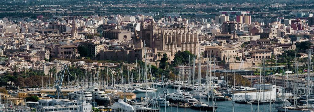 Palma de Mallorca property market.