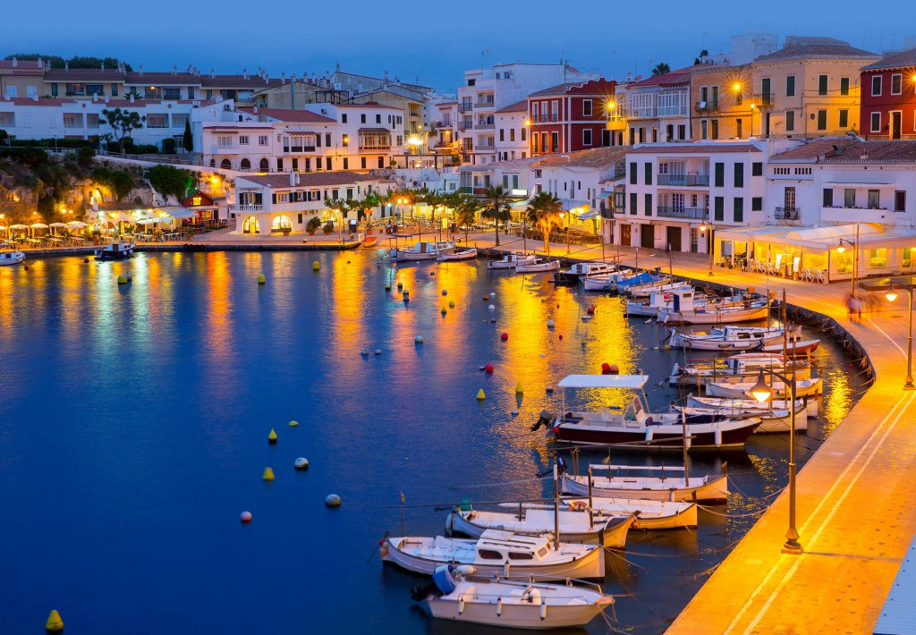 Ciutadella with its beautiful port is one of the reasons why Menorca property buyers appreciate this calm place.