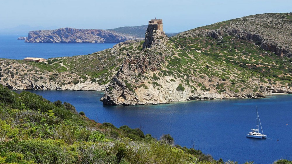 Cabrera Castle Balearic Islands