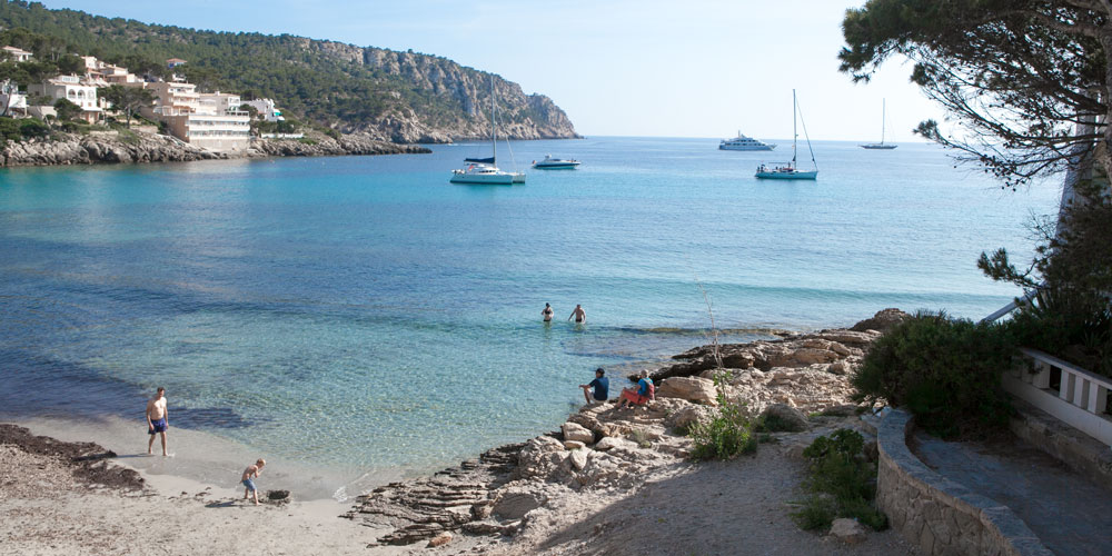 Beach Sant Elm Mallorca real estate search Mallorca