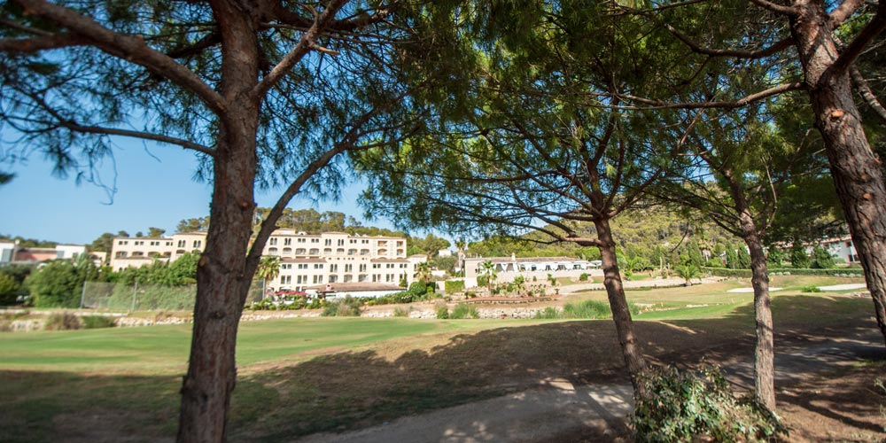 Camp de Mar property owners enjoy great facilities of Hotel Golf de Andratx.