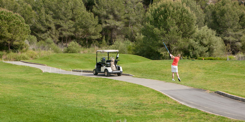 Camp de Mar Mallorca Golf de Andratx