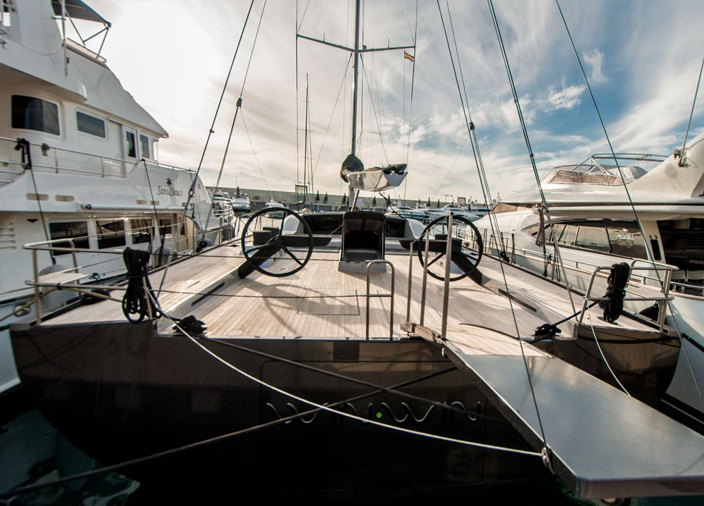 Port-Adriano-carbon-super-sailing-yacht-winwin-Baltic-108-casafari-real-estate