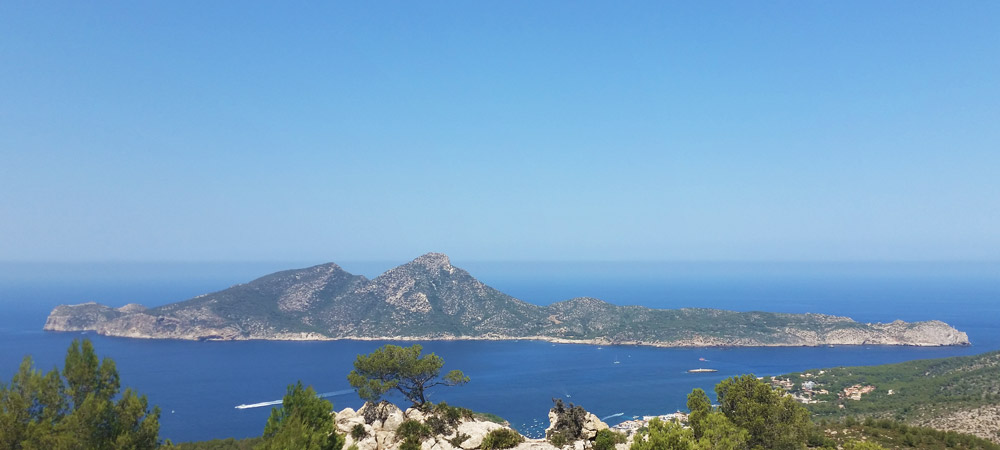 Dragonera view Mallorca hiking Real estate search Casafari