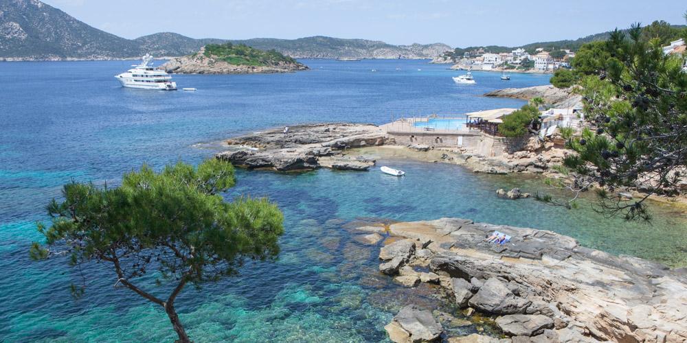 Sant Elm Cala Conills Dragonera Pantaleu Superyacht Casafari Real Estate Search Mallorca