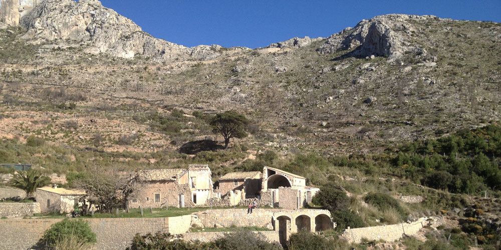 Sant Elm LaTrapa closter hiking paradise Mallorca real estate search casafari