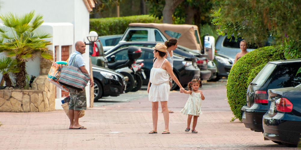 Santa Ponsa property market is ideal choice for families.