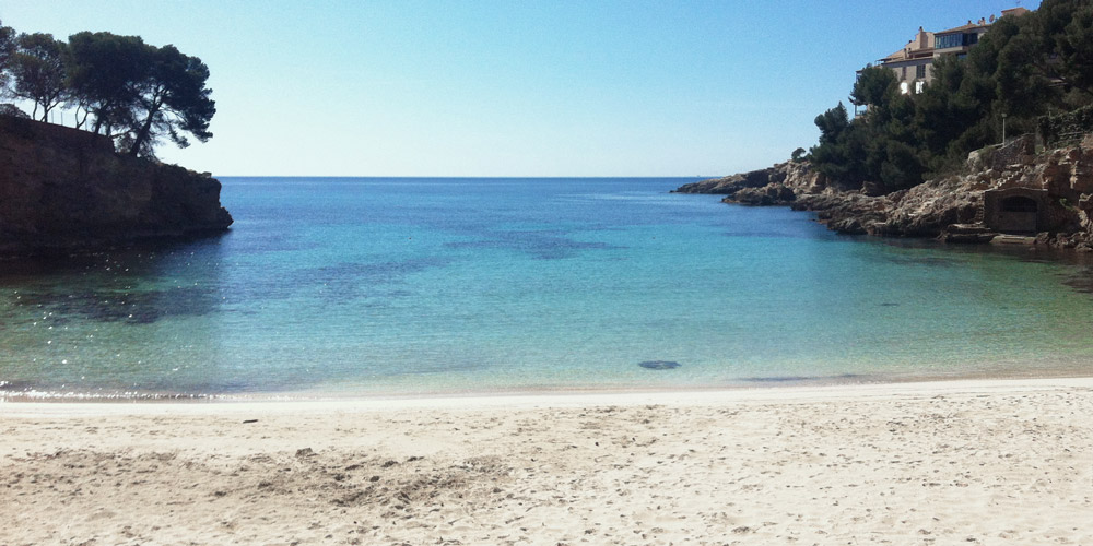 Bendinat property buyers enjoy many surrounding beaches.