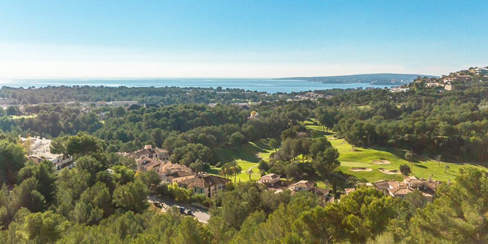 Golf Bendinat South Western Mallorca Casafari Real Estate Search