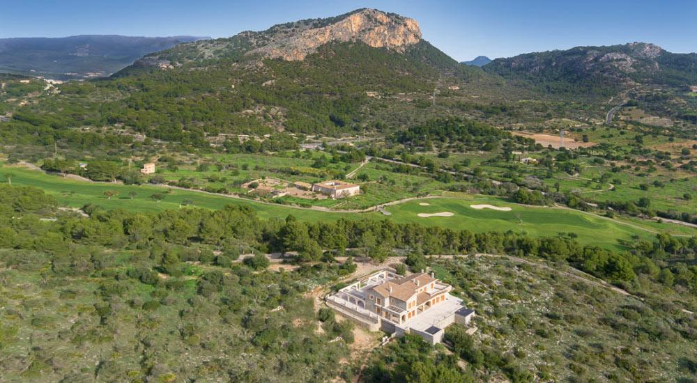 Casafari Real Estate Search Neighbourhoods Camp de Mar area villa mountain view