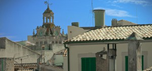 Alcudia-Old-town-ajuntament-torre-gates-property-houses
