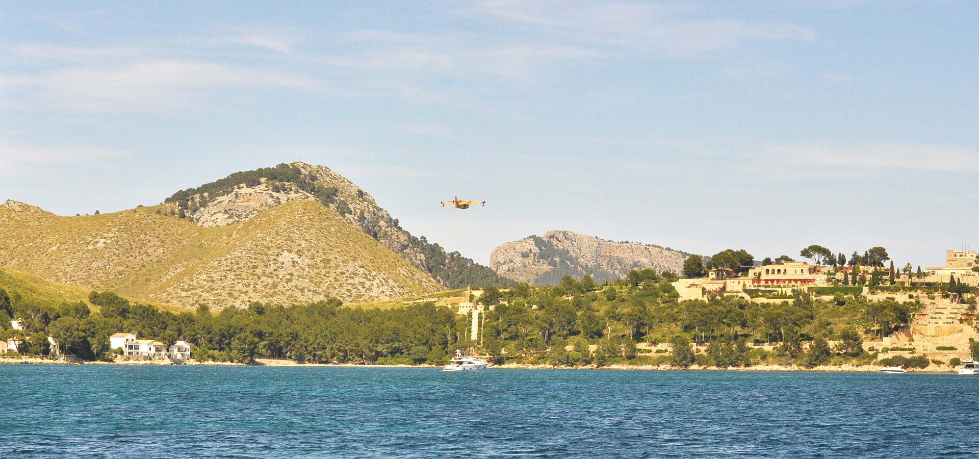 Puerto Pollensa property market surroundings.