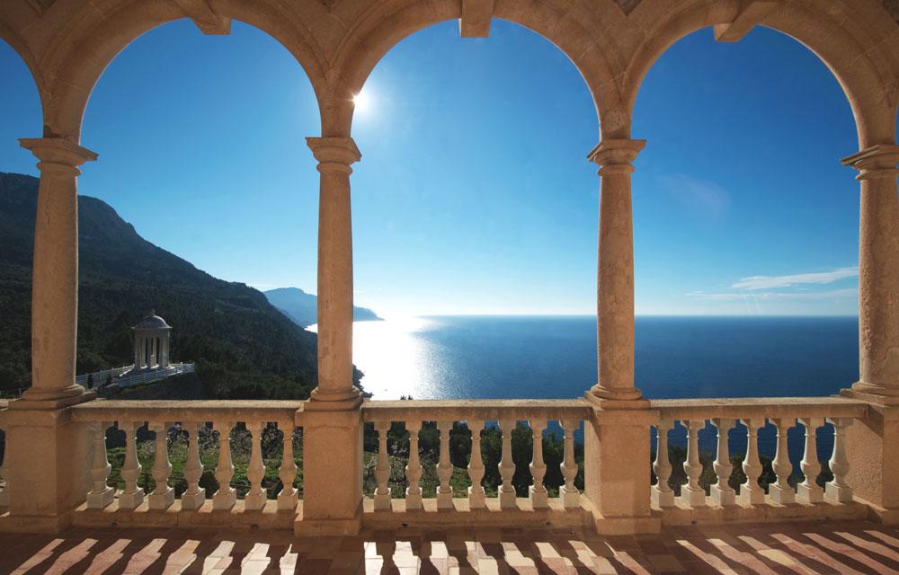 Spain son marroig deia seaview scenery mallorca casafari
