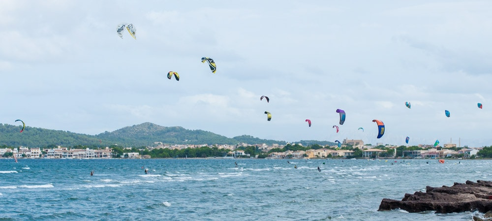 casafari water sports in the article 20 reasons to love live in spain to buy property real estate mallorca