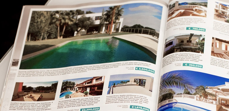 real estate catalog magazine casafari