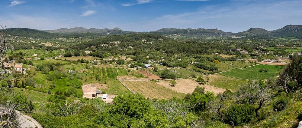 scenery-landscape arta mallorca spain