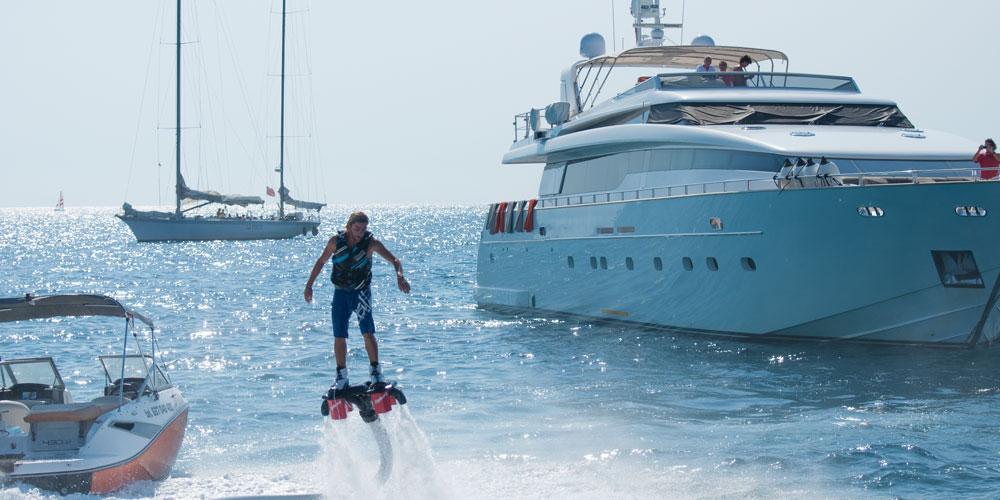 lying water jet yachts sailing sports reasons to love live in spain casafari blog buy real estate property mallorca ibiza malaga marbella