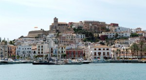 Dalt Vila property market offers houses and apartments with stunning views.
