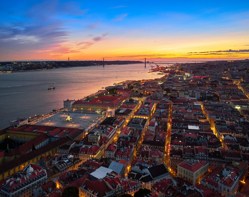Portugal real estate market recovery is mostly happening in Lisbon.