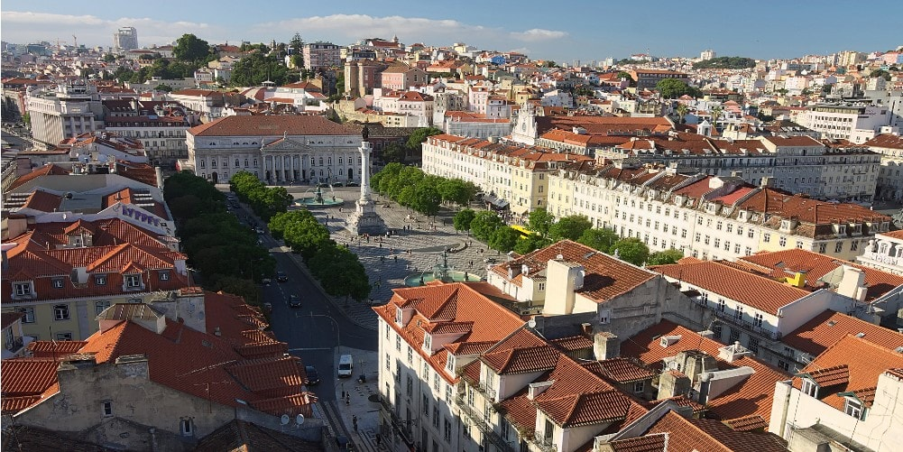 The Baixa - Rough Guides