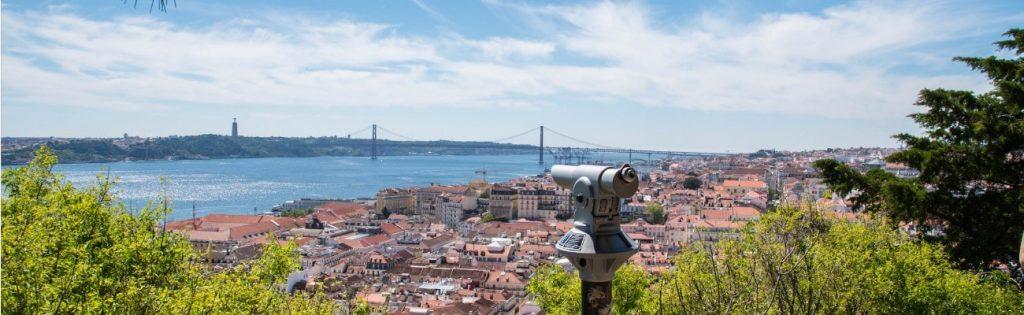 Aussicht über Lissabon, Immobilienführer Casafari Portugal