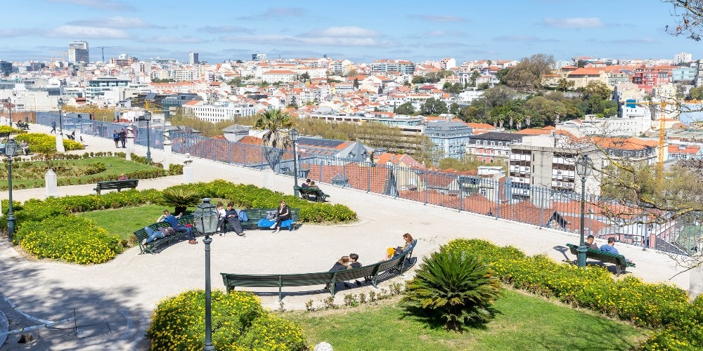 miradouro de sao pedro de alcantara misericórdia property view lisbon portugal casafari
