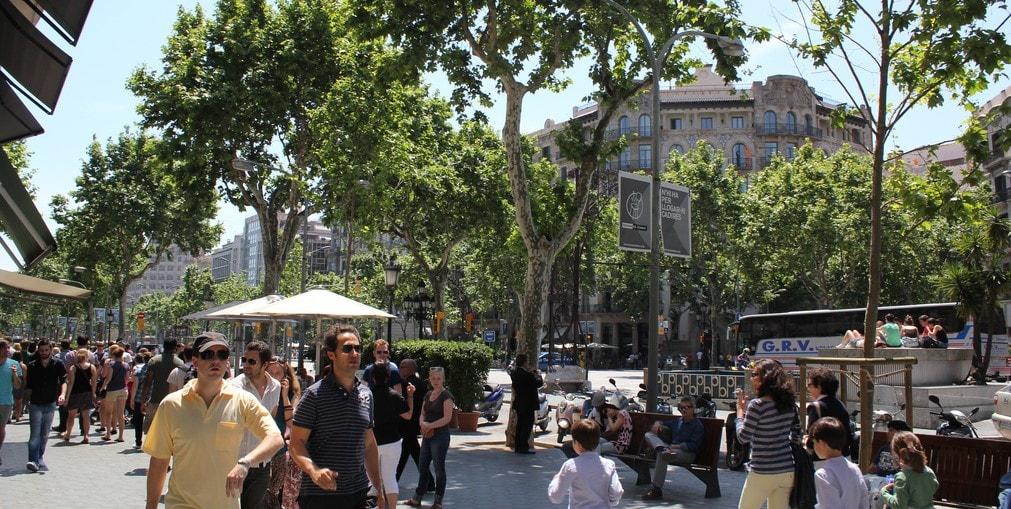 passeig de gracia eixample property guide casafari spain barcelona