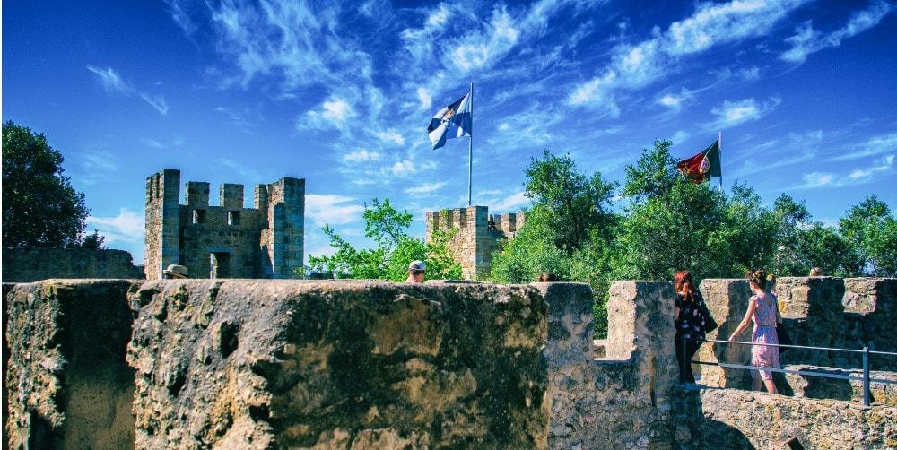santa maria maior property view from the castle lisbon portugal casafari