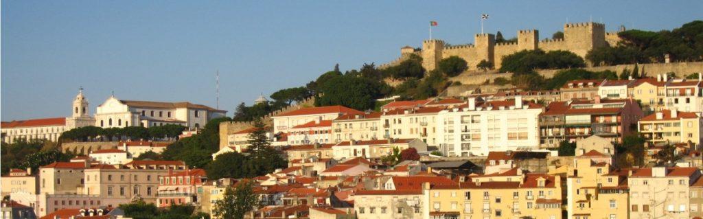 view over an alfama property in santa maria maior lisbon portugal casafari