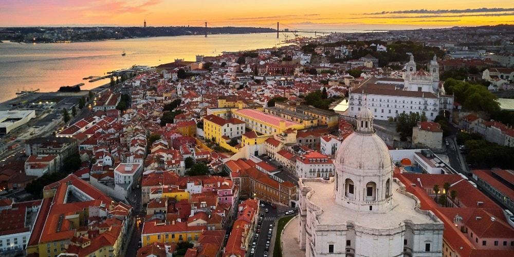 alfama property view santa maria maior lisbon portugal casafari