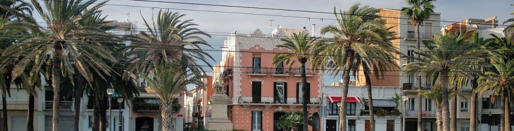 badalona old town property view casafari spain