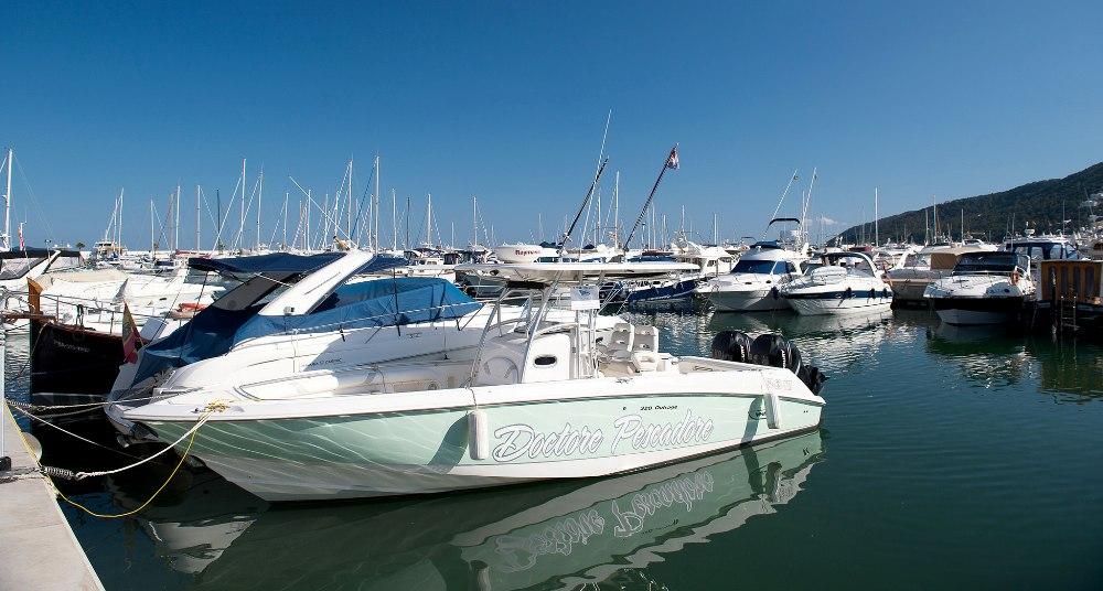 Botafoch property buyers enjoy all the perks the local marina has to offer.