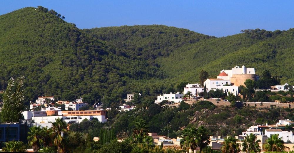 Santa Eulalia property.