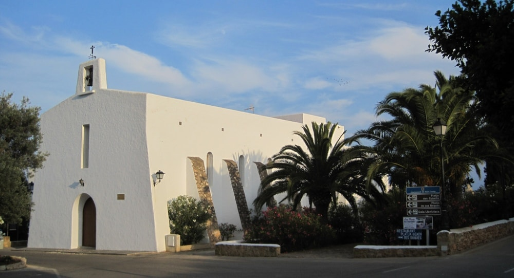 Es Cubells church ibiza spain casafari