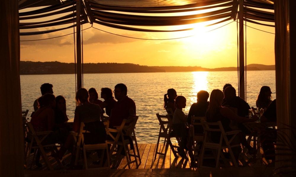 cafe de mar sant antoni de portmany ibiza
