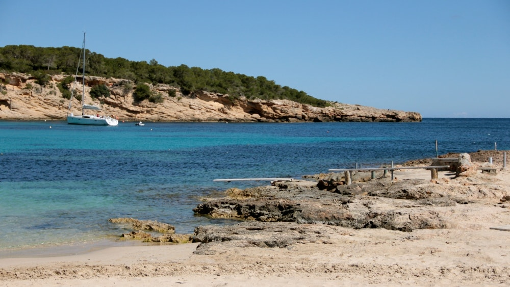 Sant Agusti des Vedra property buyers enjoy the unspoiled beauty of the area.