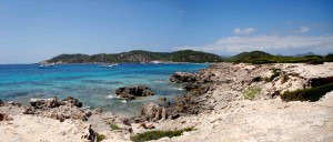 natural park beach ses salines ibiza spain casafari