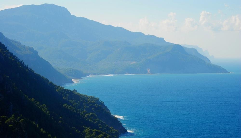 Deia property buyers enjoy stunning Sa Foradada coastline views.