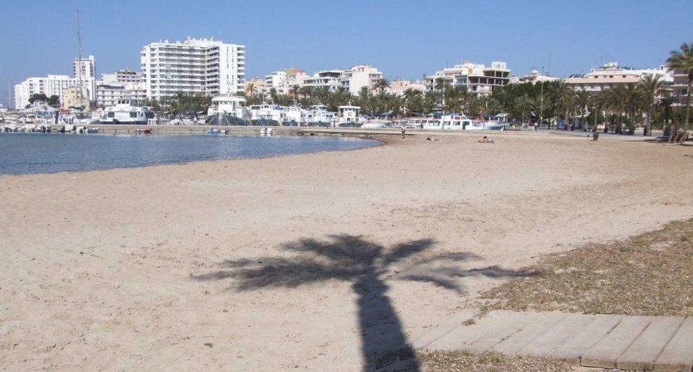 san antonio beach ibiza