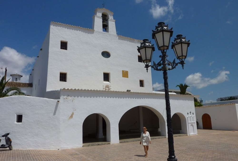 Sant Josep property market is set into a slow-paced village life.