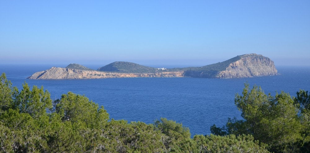 Cala de Sant Vicent property buyers enjoy the proximity to surrounding islands.