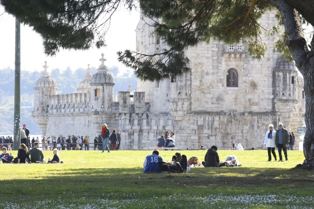 a park in belem property guide by casafari lisbon portugal