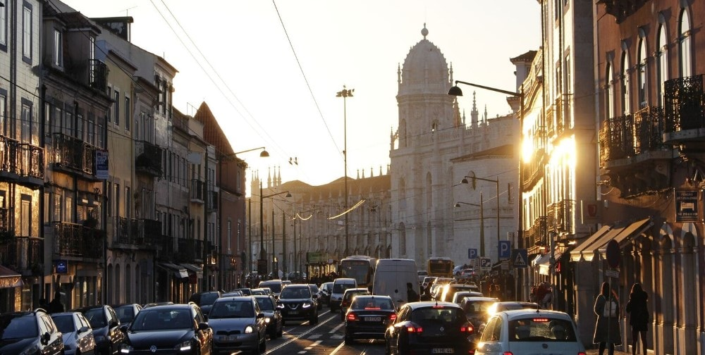 in the streets of belem property guide by casafari