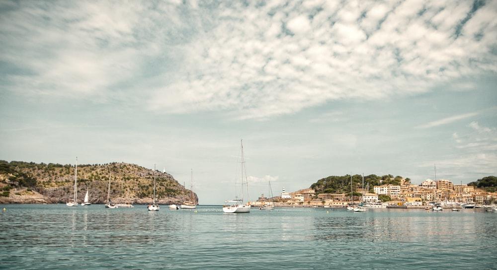 port soller harbour yachts mallorca