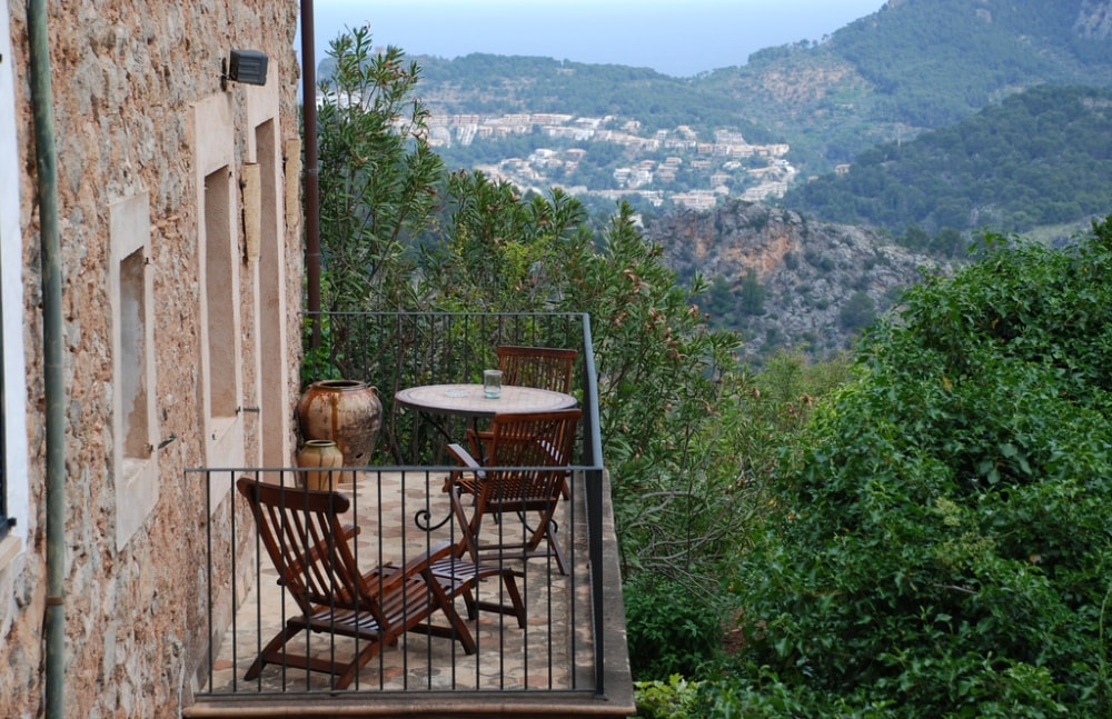 view over soller mallorca casafari