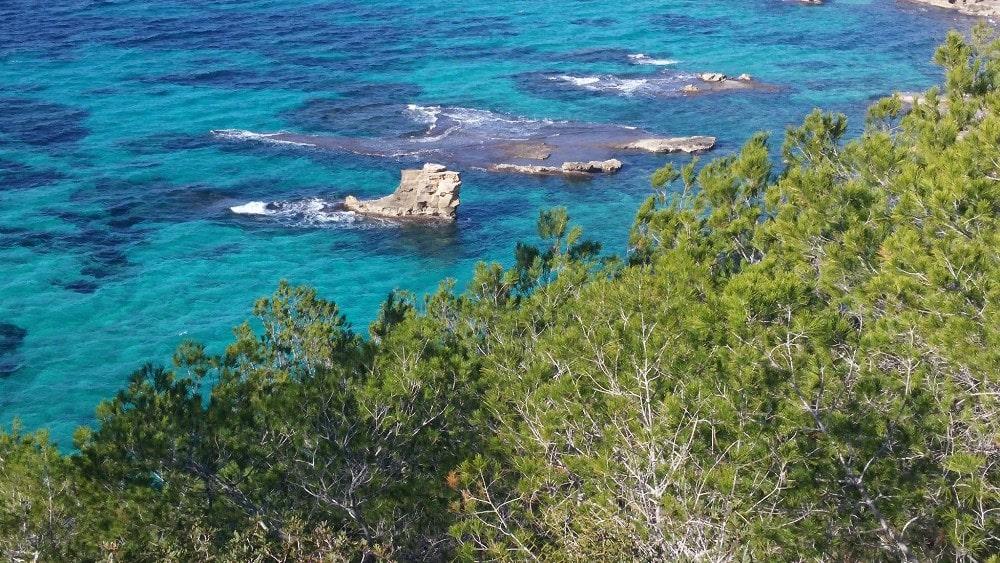 Llucmajor Town property buyers enjoy beautiful nature like Puig de Ros coastline view provides.