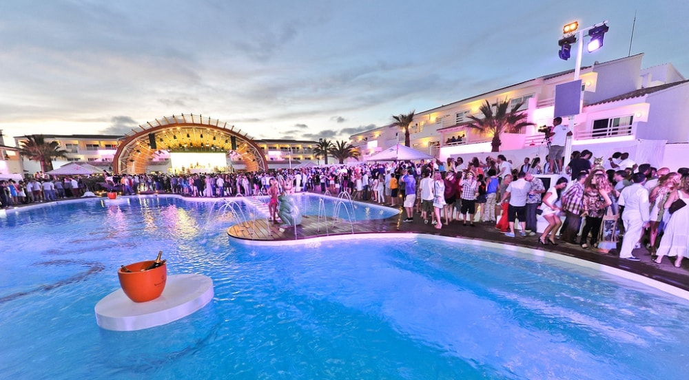Ibiza Ushuaia Opening