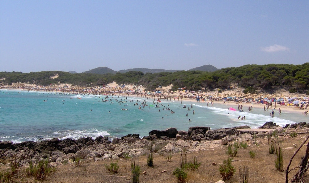 Cala Agulla is a favourite spot for Capdepera Town property buyers.