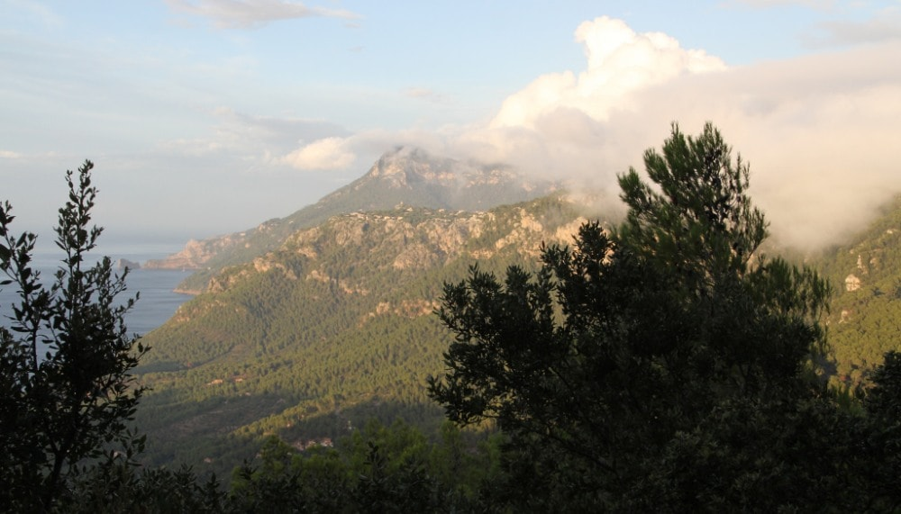 Esporles property buyers enjoy nature and hiking views.