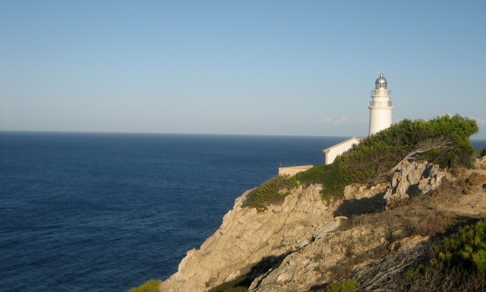 Lighthouse Punta de Capdepera is a great place to enjoy scenic views next to Capdepera Town property market.